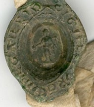Seal of Laurence the usher