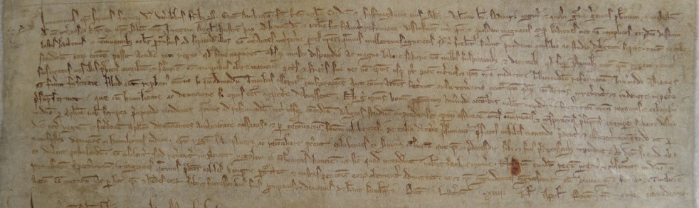 Letters of the Pope to Stephen archbishop of Canterbury and his suffragans