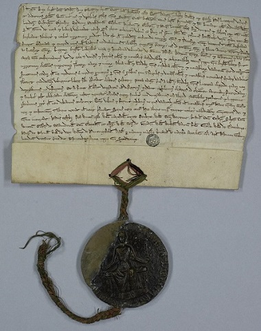King John's freedom of election charter