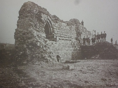 Northampton Castle
