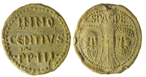Papal bulla of Innocent III