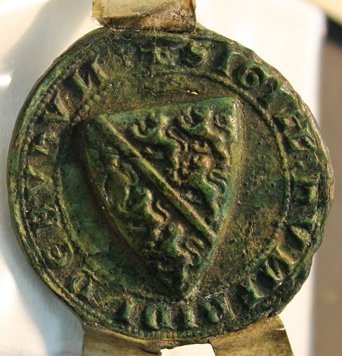 Seal of Humphrey de Bohun