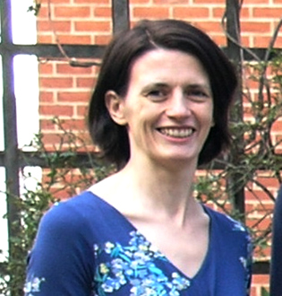 Photo of Dr. Claire Breay